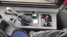 KANA H17.5 mit 1,7 Tonnen Hubkraft, Allrad Radlader mit Wandlergetriebe, Schnellwechsler und kraftvollem 4 Zylinder Diesel Motor