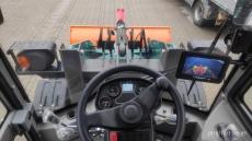 KANA H10.5 Modell 2019 1,0 Tonnen Hubkraft 4 Zylinder Dieselmotor 4x4 Allrad Radlader mit Wandlergetriebe und Schnellwechsler