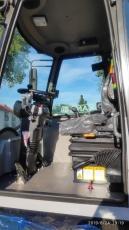 KANA H15.5 mit 1,5 Tonnen Hubkraft, Allrad Radlader Hoftrac mit Wandlergetriebe, Schnellwechsler und kraftvollem 4 Zylinder Diesel Motor Modell 2019