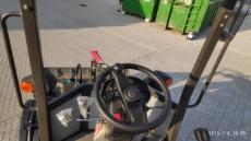 KANA C10.5 Modell 2019 1,0 Tonnen Hubkraft 4 Zylinder Dieselmotor 4x4 Allrad Radlader mit Wandlergetriebe und Schnellwechsler
